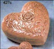 Duncan 0427 heart box pink