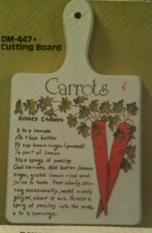 Duncan 0447 cutting board