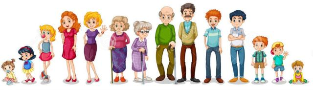 family reunion clipart for figurine page