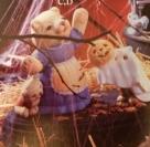 Gare 0949 0950 Halloween Scene