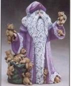 Gare 2631 teddy bear Santa