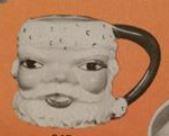 Holland 345 Santa mug
