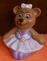 Holland ballerina bears