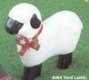 Iandola 0634 Yard Lamb Head Up