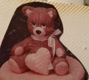 Kimple 0892 soft teddy bear