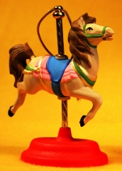 Kimple 1605 Carousel Ornaments Horses