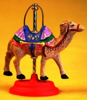 Kimple 1644 Carousel Ornament Camel