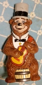 Leisuramics 8010 Henry of Country Bear Jamboree