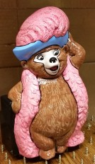 Leisuramics 8011 Teddi Barra of Country Bear Jubilee