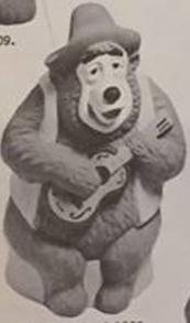 Leisuramics L-8008 Big Al (Bear)