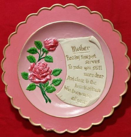 Mother's Day Plate CC