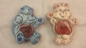 NoName B-2 & B-4 Care Bear Boxes
