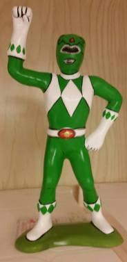 power ranger green