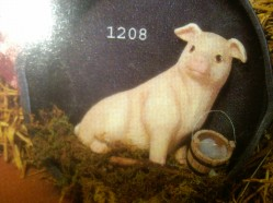 Scioto 1208 pig accessory for 1205