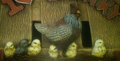 Scioto 1308 hen & chicks add-on