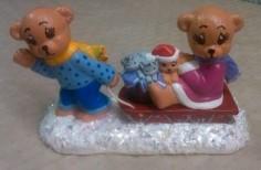 scioto 880 bottom bears sleigh