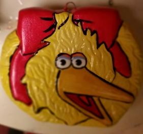 Sesame Street Ornaments Big Bird CC