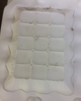 VIP 1242 soft quilted rectangle box (mold)