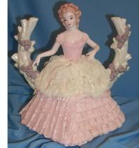 Jamar Mallory 167 doll skirt