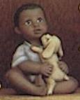 Clay Magic 1133 boy with dog