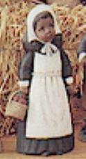 Clay Magic 1374 black pilgrim girl