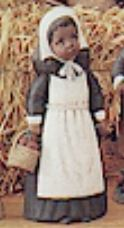 Clay Magic 1374 black pilgrim girl
