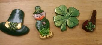 corkies St. Patrick's Day