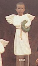 clay magic 1236 boy angel with wreath