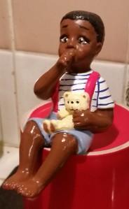 clay magic 1285 toddler boy sucking thumb