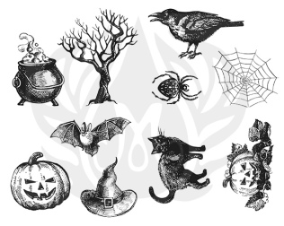 dss 118 halloween