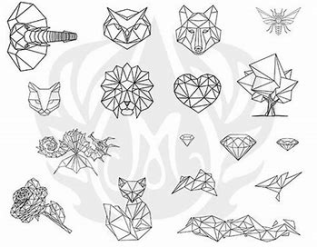 dss 134 faceted designs