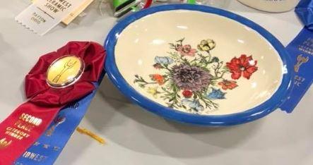 miras silkscreen bowl 2018 show