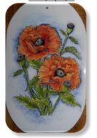 poppy silkscreen