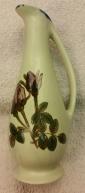 vase with silkscreen