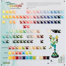 Duncan concepts color chart