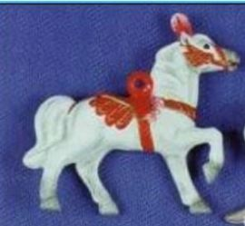 Alberta 1101 Circus Horse (like this).