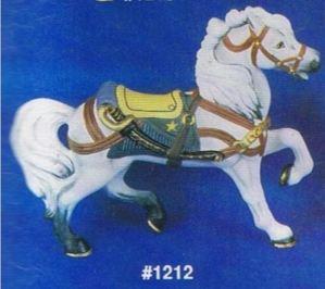 Alberta 1212 Civil War Horse