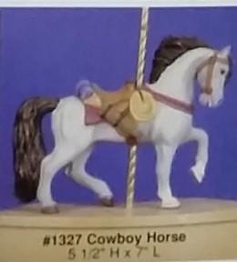 Alberta 1327 Cowboy Horse