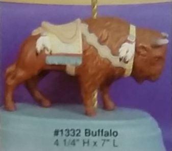 Alberta 1332 Buffalo