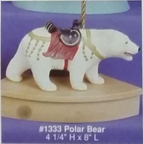 Alberta 1333 Polar Bear