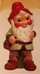 Alberta 0504 large gnome standing