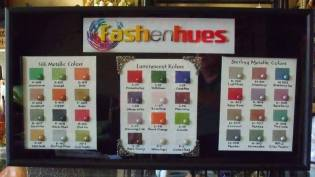 fashenhues color chart metallics
