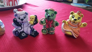 Gare 2977Tewlve Days of Christmas Bears 4-6 CC