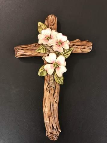 Lauras dogwood cross