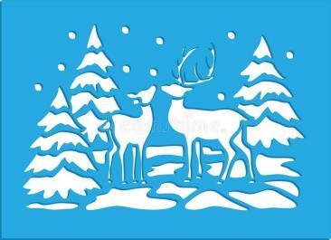 winter-stencils-cards-winter-stencils-cards-red-color-107247846