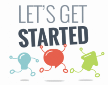 get started clipart