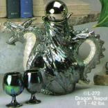 Doc Holliday 0272 dragon teapot