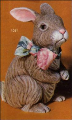Scioto 1081 large realistic rabbit