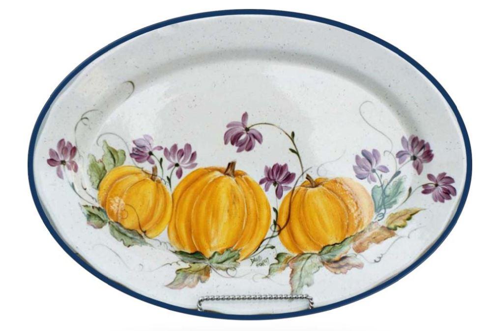 1436 pumpkins and harvest mums